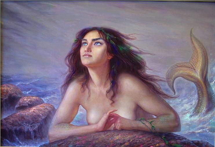 Nude Girl Paintings